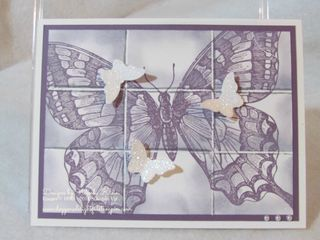 Butterfly Tile Mosaic (cr)