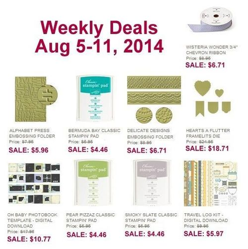 Weekly Deals Image