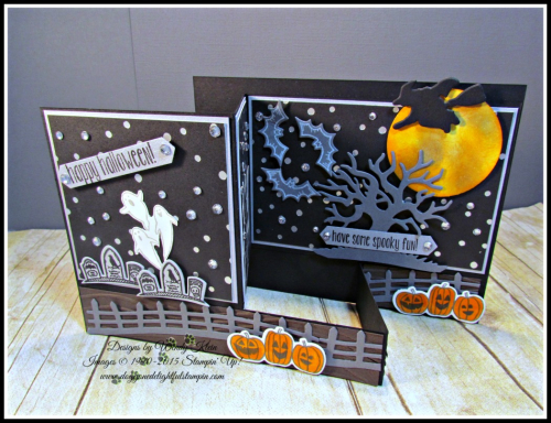 Spooky Fun, Halloween Scenes Edgelits, Halloween Night SDSP, Z-Box Fold (2)