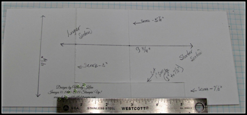 Z-Box Fold Measurements