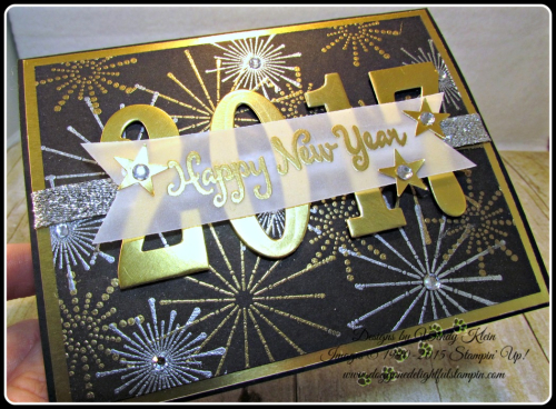It's a Celebration, Frosted Medallions, Large Number Framelits, Curvy Keepsake Box, Tags & Labels (4)