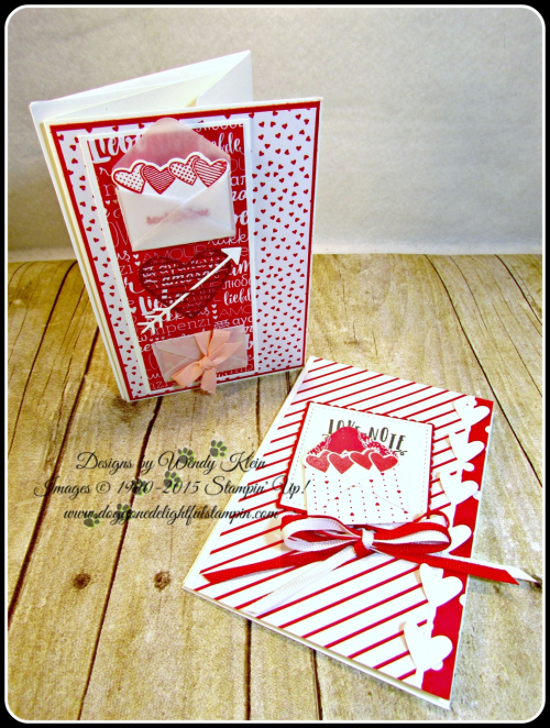 Love Notes Framelits, Sealed With Love, Sending Love DSP Stack (7)