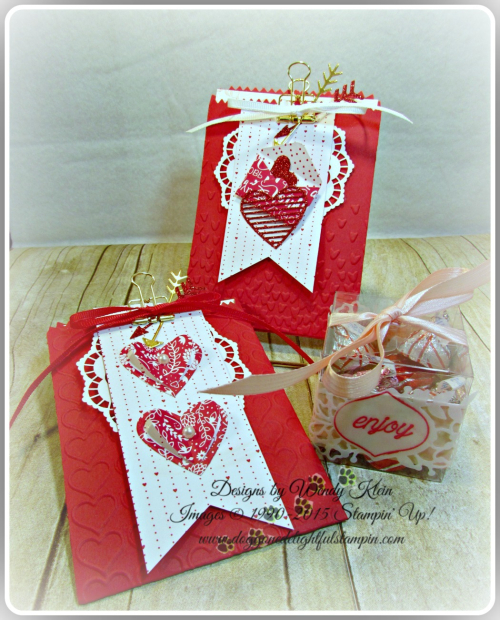 Sending Love Suite, Softly Falling, So Detailed Thinlits, So In Love, Mini Treat Bag, Clear Tiny Treat Box (7)