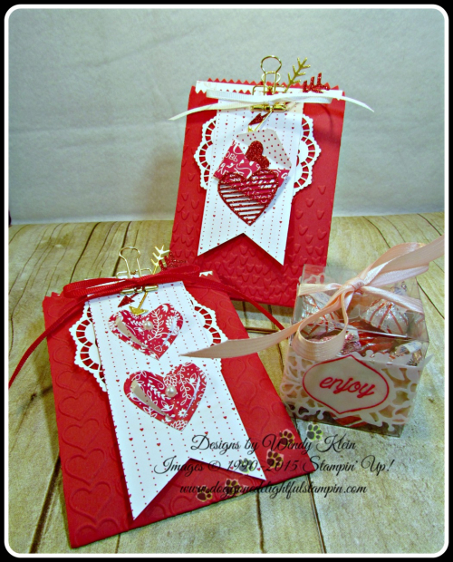Sending Love Suite, Softly Falling, So Detailed Thinlits, So In Love, Mini Treat Bag, Clear Tiny Treat Box (1)