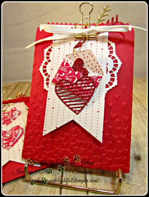 Sending Love Suite, Softly Falling, So Detailed Thinlits, So In Love, Mini Treat Bag, Clear Tiny Treat Box (3)