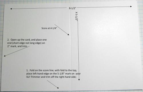 Half-Card Front Instr