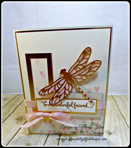 Dragonfly Dreams, Detailed Dragonfly Thinlits, Falling In Love DSP, Copper (2)
