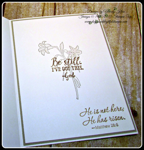 Easter Message  Sending Thoughts  Falling In Love DSP  Layering Ovals  Stitched Shapes framelits  Watercolor Pencils  Wendy Klein  Stampin Up (7)