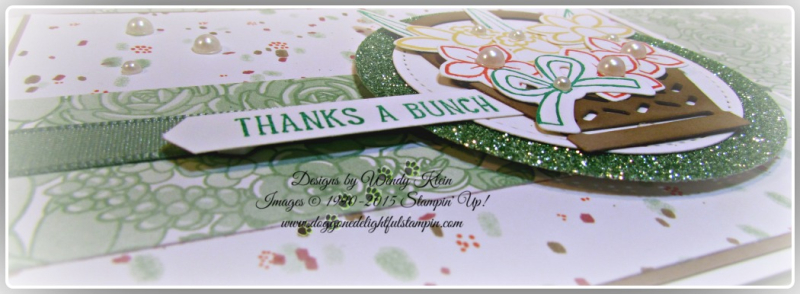 Basket Bunch  Succulent Garden DSP  Basket Builder Framelits  Stitched Shapes Framelits  Classic Label Punch  SAB Glimmer Paper Asst pack  Mint Macaron Sheer Linen Ribbon  Wendy Klein  Stampin Up (4)