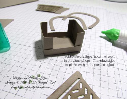 Mini Easter Basket - Basket Bunch  Basket Builder Framelits (3)