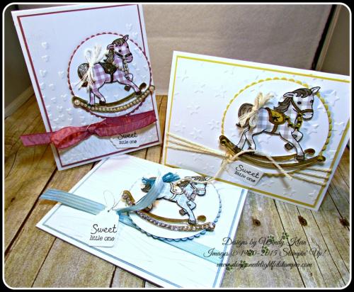Little Cuties  Layering Circles framelits  Tags & Labels framelits  Succulent Garden DSP  Tasty Treats SDSP (7)