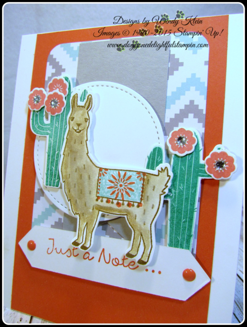 Birthday Fiesta  Fiesta Time framelits  A Little Foxy DSP  Stitched Shapes Framelits (3)