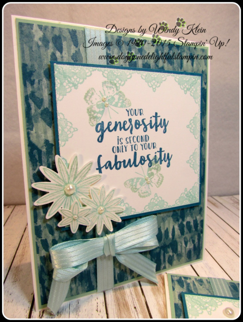 Grateful Bunch  Suite Sentiments  Blossom Bunch Punch  Blooms & Bliss DSP  Blushing Bride Satin Ribbon  Pearls (10)