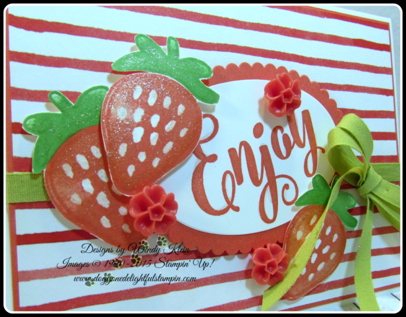 Fresh Fruit  Everyday Tags  Sweet Cupcake  Layering Ovals  Wink if Stella  In Color (2)