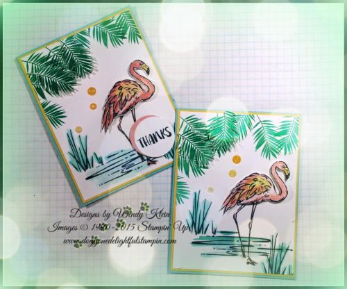 Class With Wendy - Flamingo