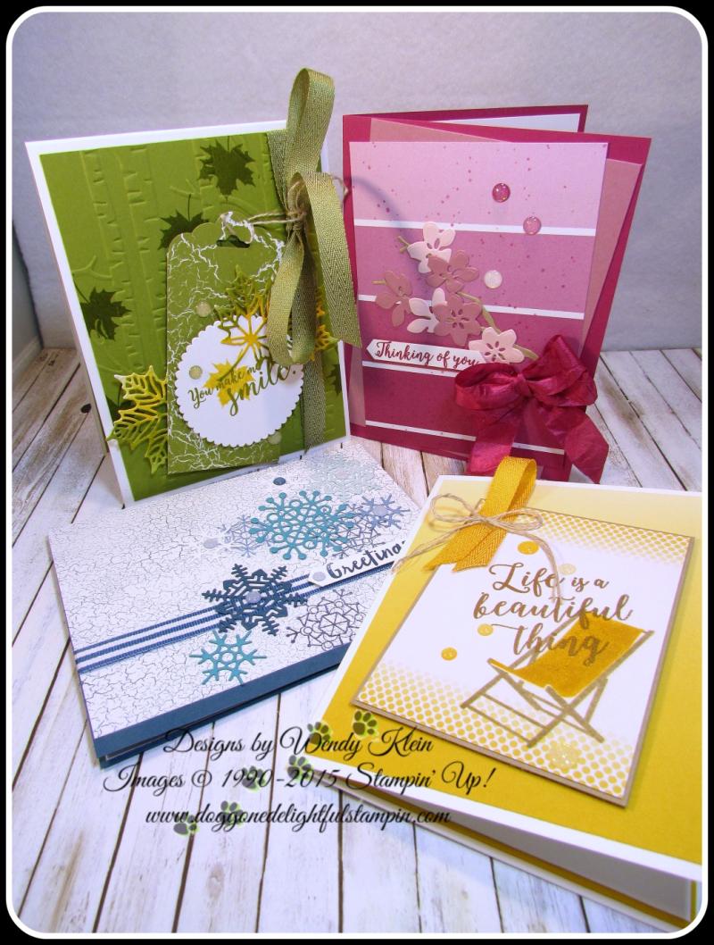 Colorful Seasons CASE Designs - 1