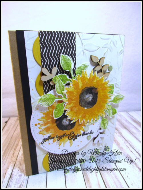 Painted Harvest  Painted Autumn DSP  Leaf Punch  Stitched Shapes Framelits  Layered Leaves Dynamic TIEF  Foil Snowflakes - 4