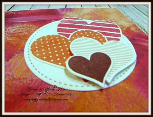 Backwards Z-Fold Valentine - 3