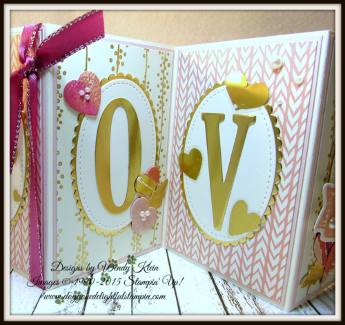 Sure Do Love You  Lots to Love Box Framelits  Large Letters Framelits  Stitched Shapes Framelits  Layering Ovals Framelits  Bundle of Love SDSP  Painted With Love SDSP - 6