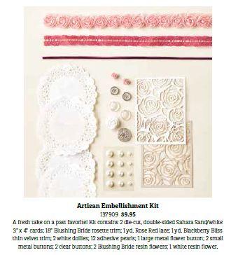 Artisan Embellishment