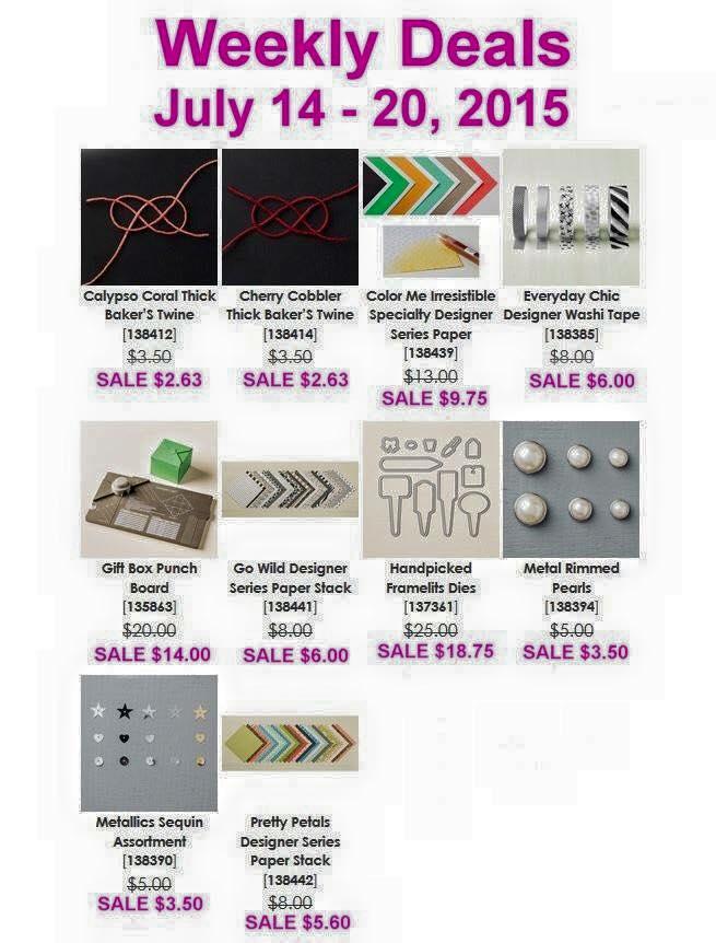 Weekly Deals Image