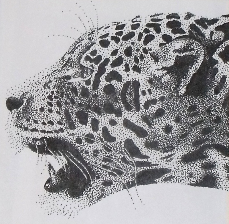 Stippling Example (2)