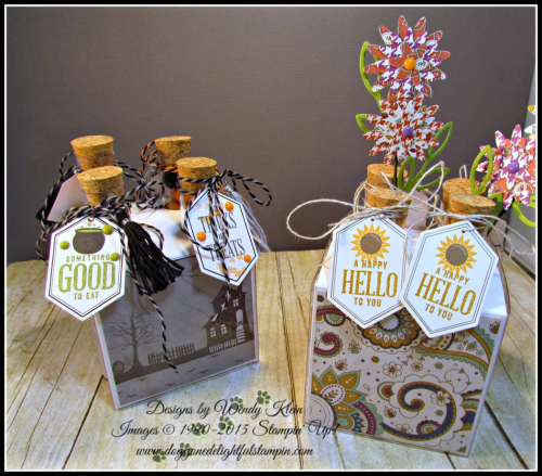 September Paper Pumpkin Kit with accessories (1)
