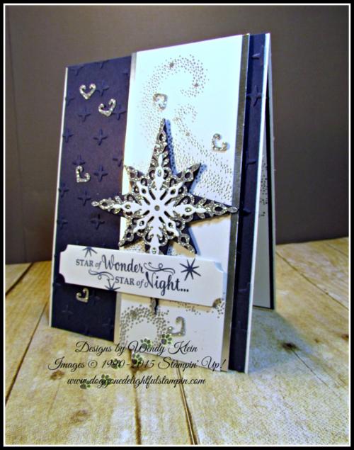 Star of Light, Star Light Thinlits, Sparkle TIEF, PL Cards & Labels framelits (2)