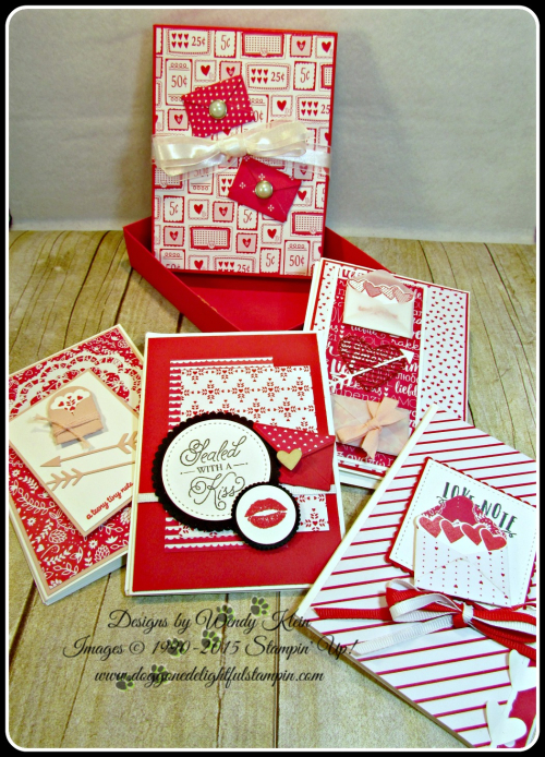 Love Notes Framelits, Sealed With Love, Sending Love DSP Stack (5)