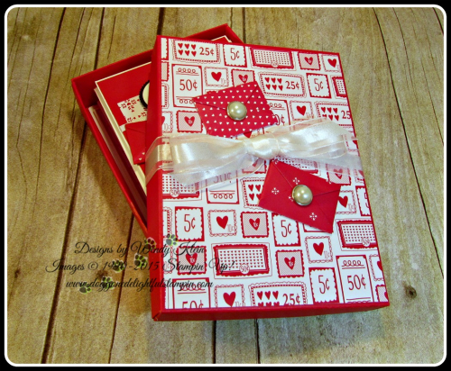 Love Notes Framelits, Sealed With Love, Sending Love DSP Stack (9)