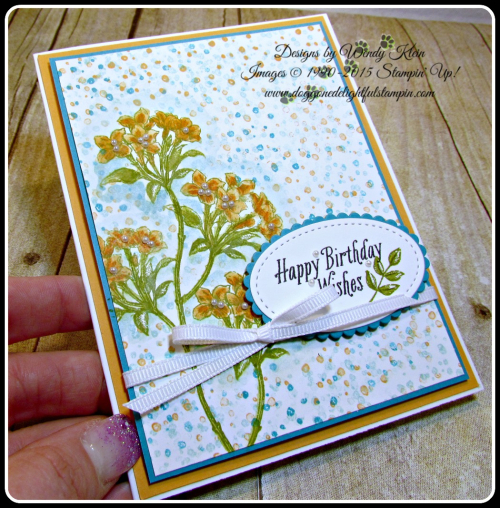 Avant-Garden, Watercolor Pencils, Layering Ovals, Stitched Shapes, Sending Love Whisper White Ribbon (7)