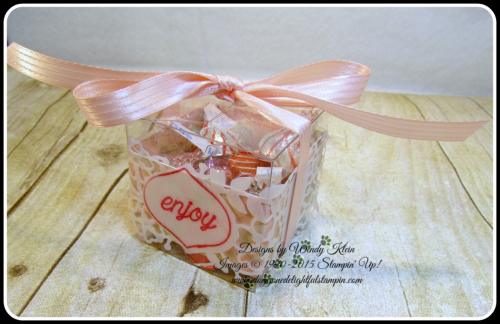 Sending Love Suite, Softly Falling, So Detailed Thinlits, So In Love, Mini Treat Bag, Clear Tiny Treat Box (6)