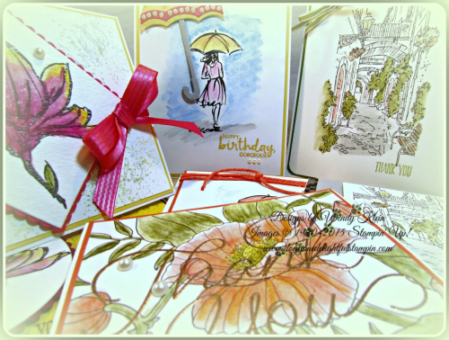 Watercolor Pencil Sampler (2)