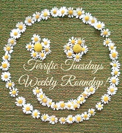 Terrific Tuesdays Weekly Roundup Blog Header