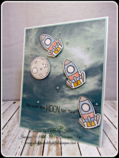 MFT Space Explorer  Serence Scenery DSP  Watercolor Pencils  Pearls (2)