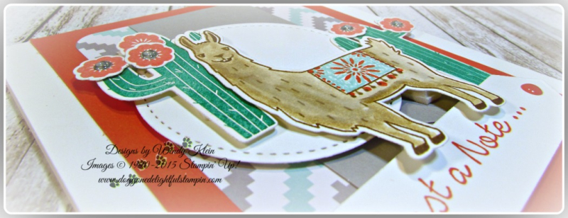 Birthday Fiesta  Fiesta Time framelits  A Little Foxy DSP  Stitched Shapes Framelits (5)