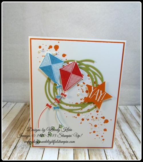 Swirly Bird  Confetti Celebration  Swirly Scribbles Thinlits  Pearls (1)