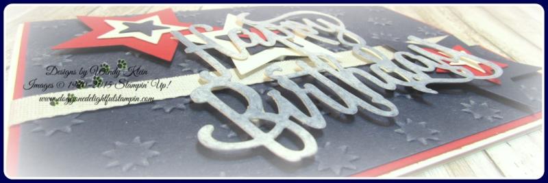 Happy Birthday thinlit  Oh My Stars TIEF  Stars framelits  Confetti Celebration  Whisper White classic weave ribbon (4)