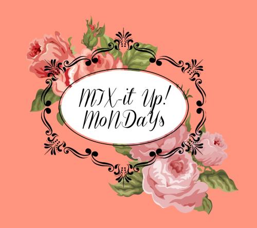 Mix-It Up Mondays Blox Logo