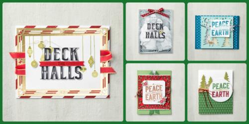 Carols of Christmas Collage