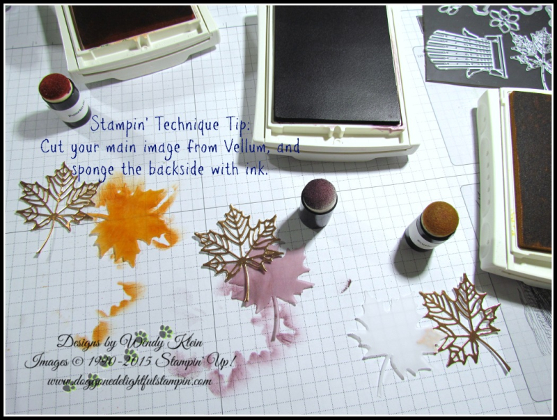 Seasonal Layers Tech Tip - 1