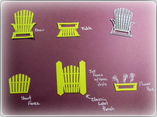 Seasonal Layers Adirondack Chair Options - 8