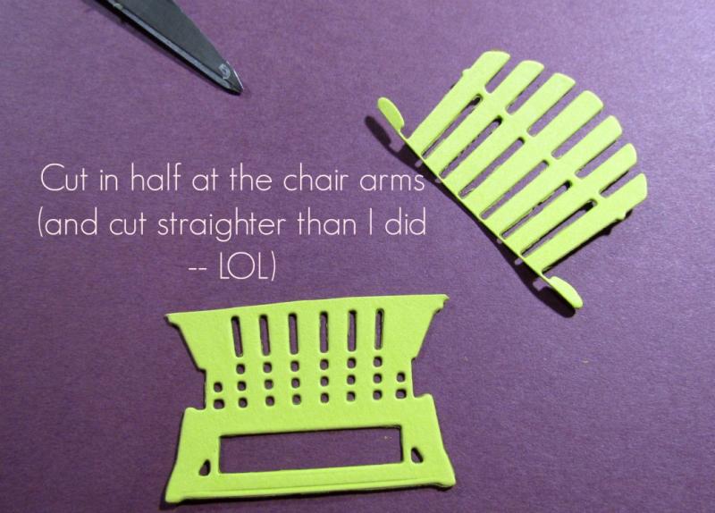 Seasonal Layers Adirondack Chair Options - 1