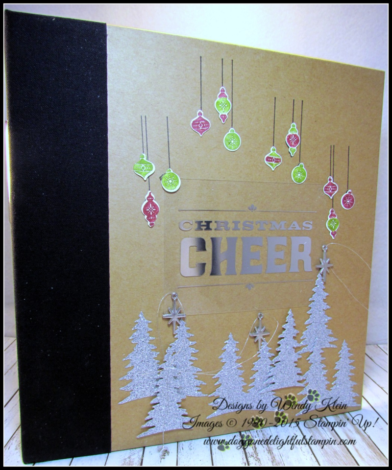 Merry Little Christmas Memories & More - designs by Doggone Delightful Stampin - 1