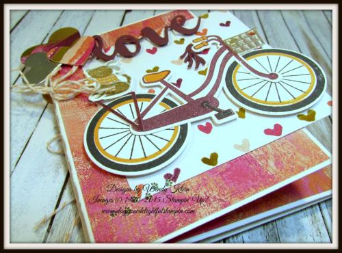 Backwards Z-Fold Valentine - 7