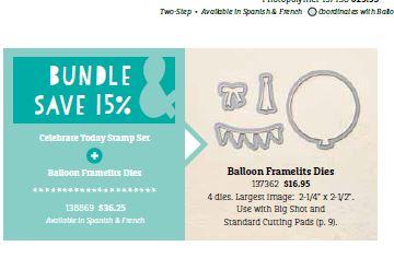 Balloon Framelits