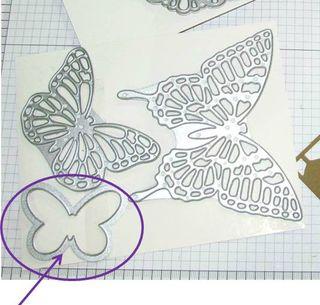 Butterfly Framelit