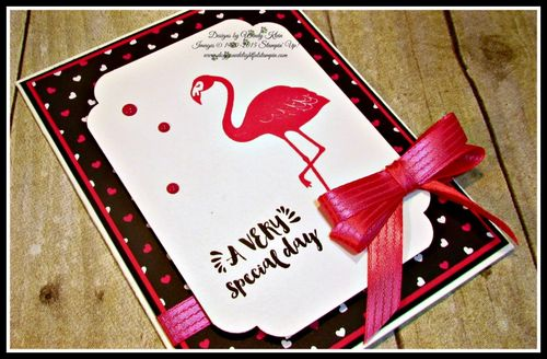 Flamingo in Paradise (7)