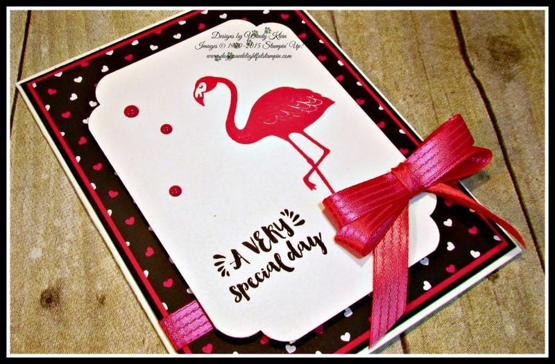 Flamingo in Paradise (7)