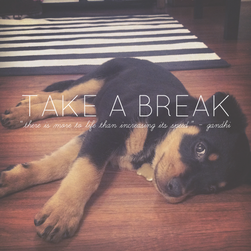TAKE-A-BREAK